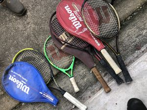 Tennis rackets for Sale in Winter Park, FL