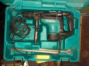MAKITA ROTO HAMMER WITH CASE & BITS!!! for Sale in Portland, OR