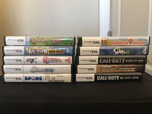 Nintendo DS games for Sale in Chandler, AZ