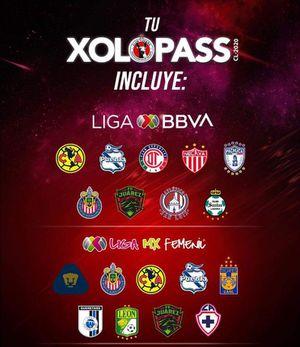 5 XoloPass Disponibles Clausura 2020 ( America Chivas Santos ) for Sale in Chula Vista, CA
