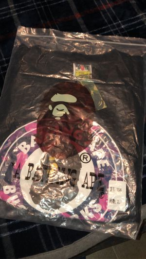 Bape 'Busy Works' shirt for Sale in Chicago, IL