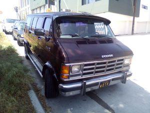 1988 Dodge Ram Van B250 for Sale in San Diego, CA