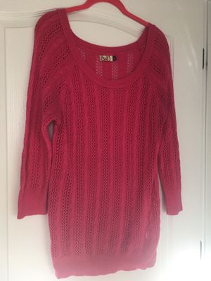Hot pink sweater for Sale in Holly Springs, NC