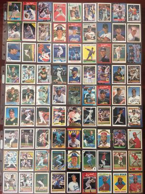 Premium Baseball Hall of Fame & Superstar Card Collection!!! for Sale in DeLand, FL