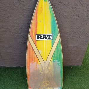 Surfboard Rat 45 1/2 X 18 Inches For Decoration Landscape for Sale in Gilbert, AZ