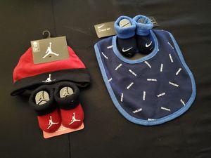 👼 Newborn - jordan & Nike set - Brand new*0-6 M-shipping 👀 available nationwide 😊 👉 💯 for Sale in Hampton, GA