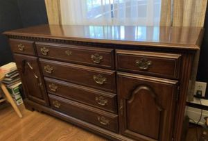 Dining Room Console Cabinet for Sale in Alexandria, VA