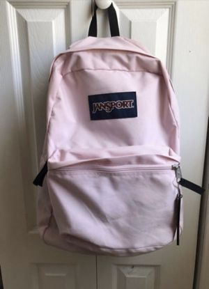 Jansport pastel pink backpack for Sale in Garden Grove, CA