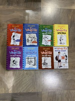 Diary of a Wimpy Kid Series for Sale in Erie, PA