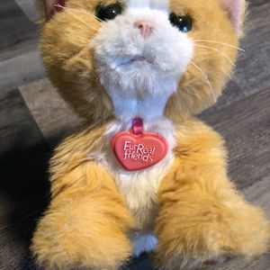 Gently Used Working FurReal Friends Daisy Kitty, Plays with me Elctronic Toy Retails For $129.99 New for Sale in Pinellas Park, FL