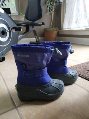 Columbia snow boots for Sale in Gambrills, MD