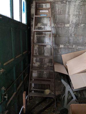 Werner Wooden Ladder 7ft for Sale in Weehawken, NJ
