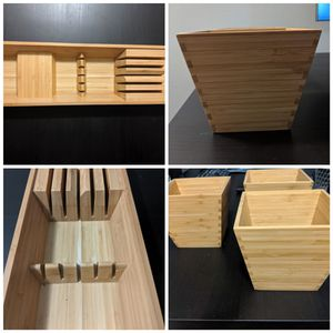 Knife Organizer & Plant pots for Sale in Orlando, FL