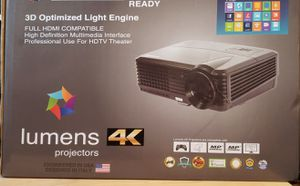 Projector HD $500 for Sale in Hawthorne, CA