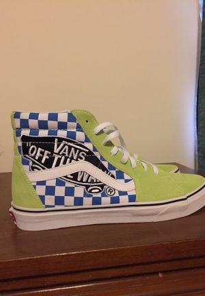 Vans skate shoes for Sale in Greenville, NC