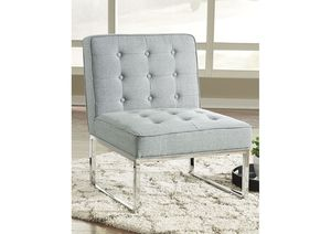 NEW IN THE BOX. CIMAROSSE GRAY ACCENT CHAIR, SKU# A3000111AC for Sale in Garden Grove, CA