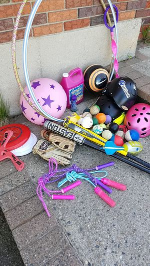Variety of kids outdoor toys for Sale in Plaistow, NH