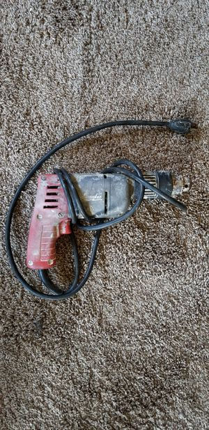 Milwaukee Hammer Drill for Sale in Seattle, WA