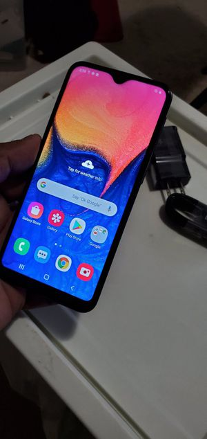 """Samsung Galaxy A10E 32GB,, """"Factory Unlocked Condition Excellent"""" (Like Almost New) for Sale in Springfield, VA"""