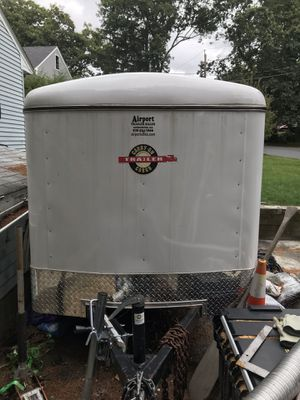TRAILER ONLY USED 1 TIME THEN FOR STORAGE ONLY USED FOR SPORTS MEMORABILIA for Sale in Ashland, MA