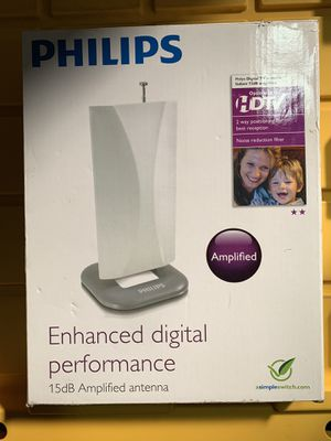 PHILLIPS ENHANCED DIGITAL PERFORMANCE AMPLIFIED ANTENNA for Sale in Lancaster, PA
