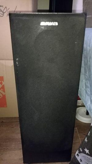 Aiwa model sx-av1000 mid size speakers for Sale in Seattle, WA