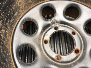 Soft 8 steel wheels 17x12 for Sale in Jackson, NJ
