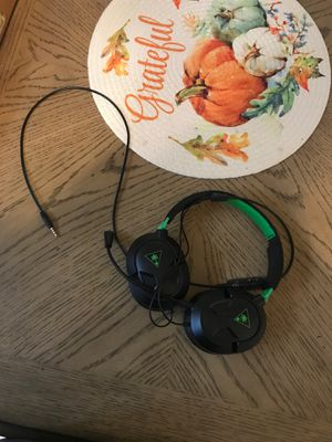 Turtle beach headset for Sale in North Miami, FL