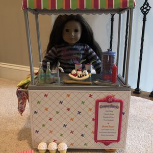 American Girl Campus Snack Cart for Sale in Leesburg, VA