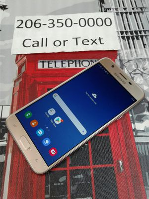Unlocked Samsung galaxy j7 for Sale in Shoreline, WA