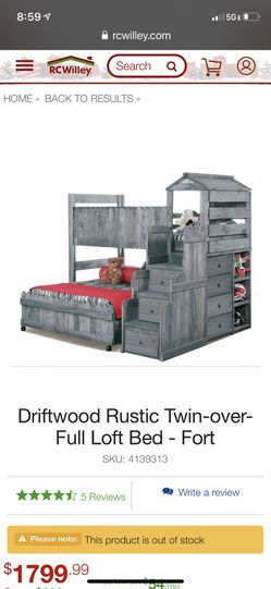Bunk Bed Rc Willey for Sale in Tooele,  UT