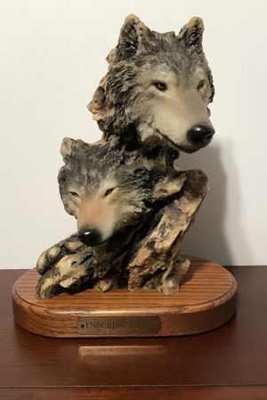 "Mill Creek studios ""Enduring Bond"" Randy Reading Sculptor for Sale in Leavenworth, WA"