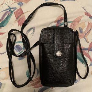 SafeKeeper Jessica McClintock Zip Wristlet Wallet Phone Holder Removable Straps 48 Inch Strap for Sale in Centreville, VA