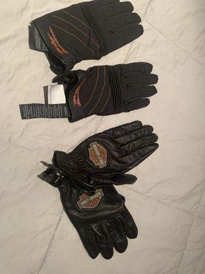 Harley Davidson Motorcycle Gloves for Sale in Old Bridge, NJ