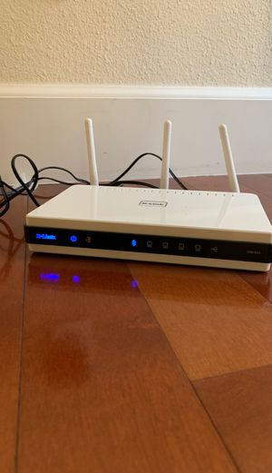Dlink 655 WiFi router for Sale in Fremont, CA