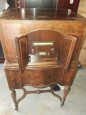 Antique Radio for Sale in Mesquite, TX