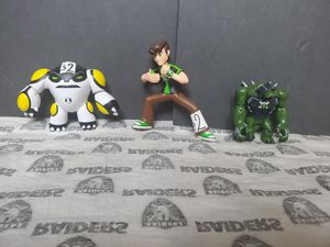 Ben 10 Toys Figures for Sale in Santa Ana, CA