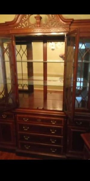 Antique China Cabinet and Dresser for Sale in Washington, DC
