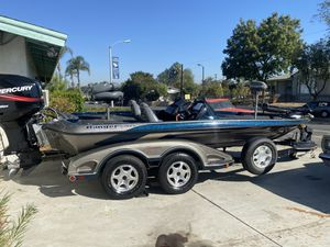2006 Ranger bass boat 519VX Comanche for Sale in Corona, CA