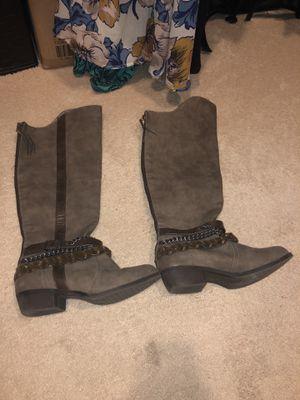 Women's Size 8 BKE boots. for Sale in Phoenix, AZ