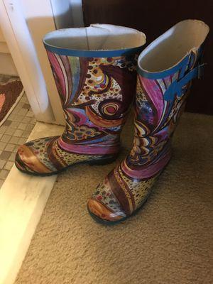 Rain boots for Sale in Saint Clair Shores, MI