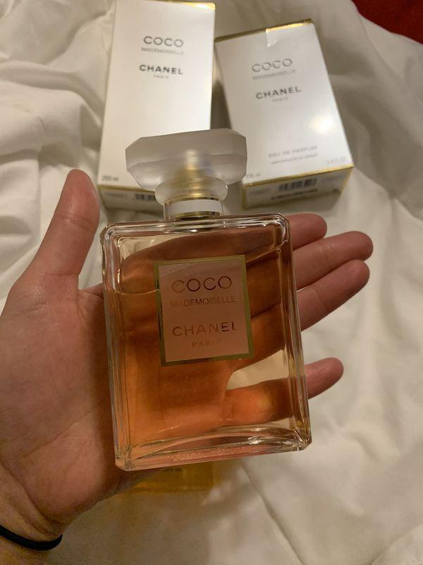 Chanel Coco Mademoiselle perfume