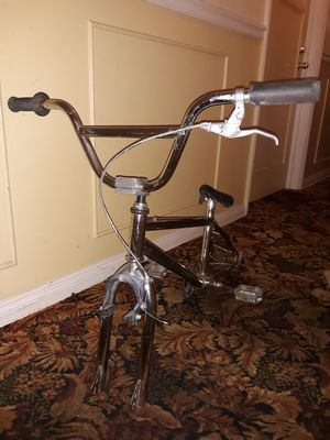 """PROJECT 20"""" CHROME FRAME BMX GT DYNO BIKE for Sale in Long Beach, CA"""