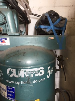 Curtis compressor 5 hp 3phase for Sale in Orlando, FL