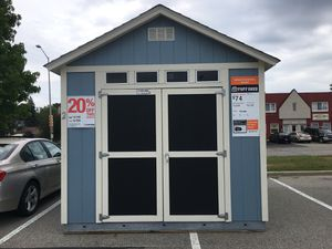 TUFF SHED. Tall Ranch 8' walls 10x12 for Sale in West Bloomfield Township, MI