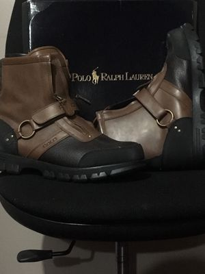Polo Ralph Lauren Boots (size 12) for Sale in Washington, DC