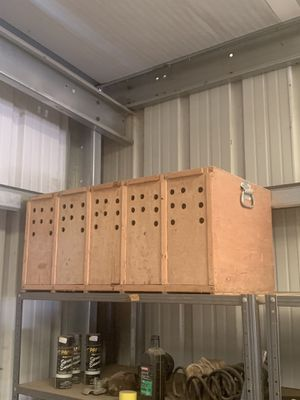 5 stall carrying boxes for Sale in Visalia, CA
