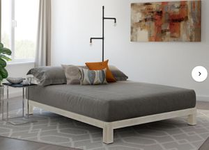 Queen Metal Bed Frame for Sale in Saint Paul, MN