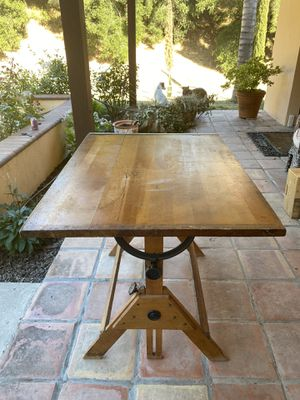 Vintage Drafting Table for Sale in Arroyo Grande, CA