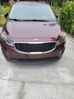 KIA SEDONA LX 2015 for Sale in Jacksonville, FL